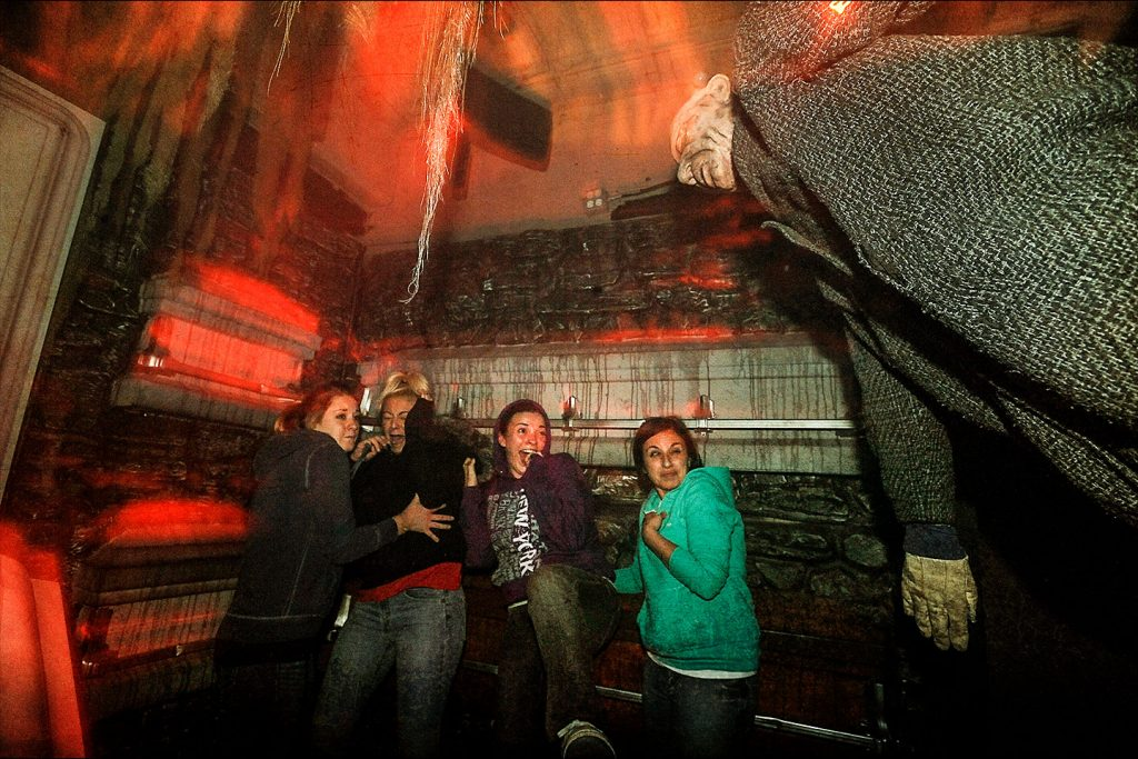 scariest haunted house erebus haunted attraction